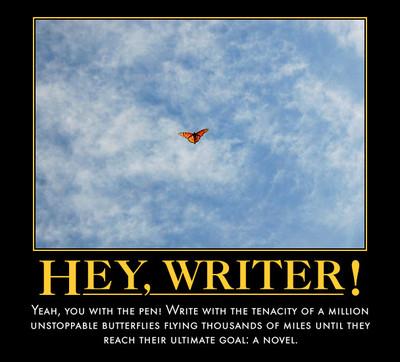 hey writer