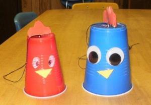 chicken cups