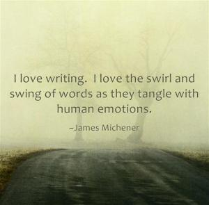Michener words