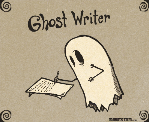 ghost writer