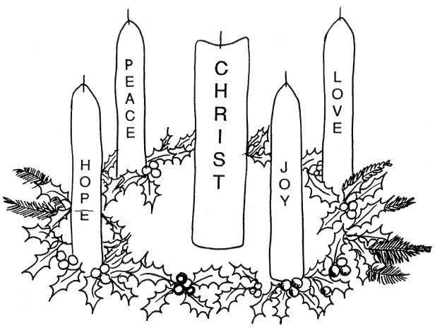Free Coloring Pages Of Third Sunday Of Lent Advent Colouring Pages