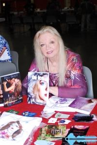Me Signing at ComicPalooza 2013